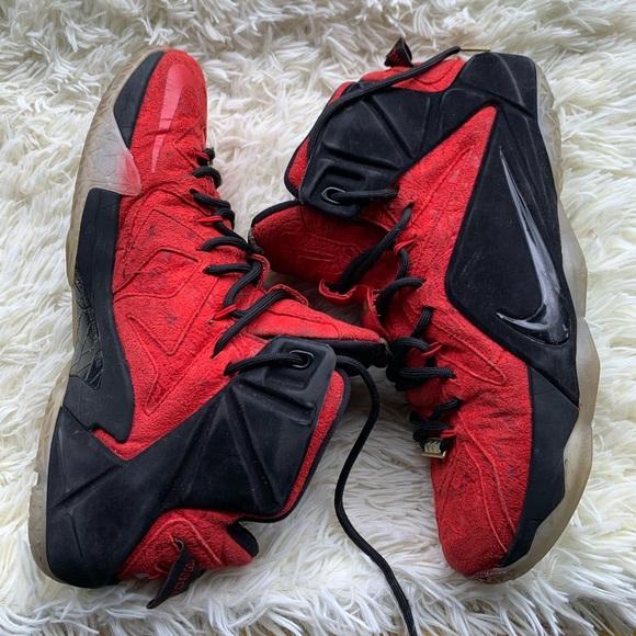 Nike Lebron 2 Xll Ext Kings Cloak Shoes